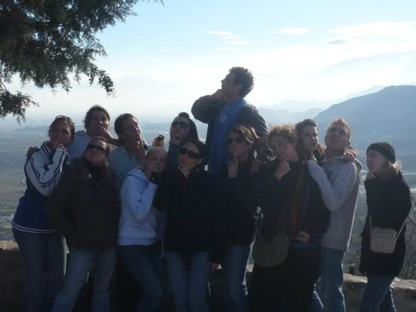 My 2008 group of students loved to strike Byronic poses. They adopted the motto What Would Byron Do? W.W.B.D. bracelets would surely be next.
