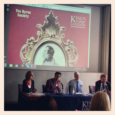 http://www.kcl.ac.uk/artshums/depts/chs/events/Byron-Conference/index.aspx International Byron Conference, King's College London