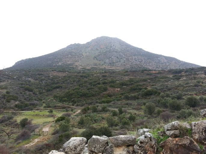 mycenae-hill